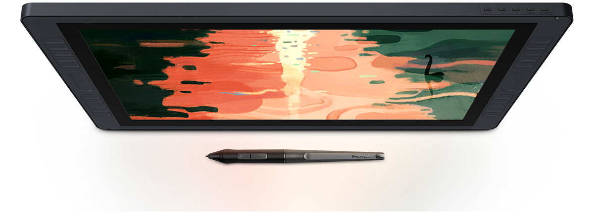 Kamvas Pen Displays, Drawing Tablets With Screen - Huion