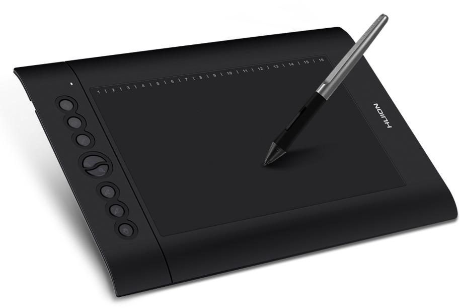 Inspiroy H610PRO V2 Pen Tablet - Huion