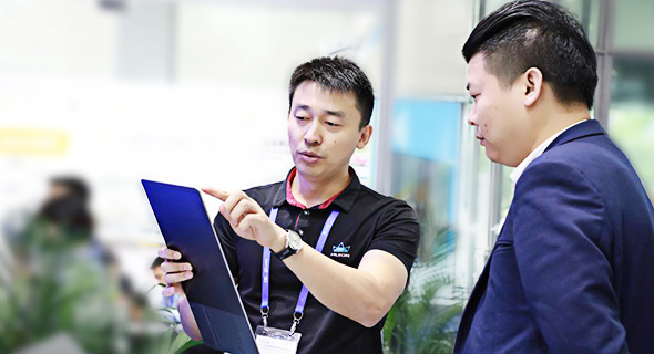 Event Review | Huion distinguished itself at China Hi-tech Fair with technologic
